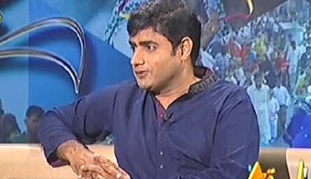 Mumkin (Third Day Eid Special Transmission) – 8th October 2014