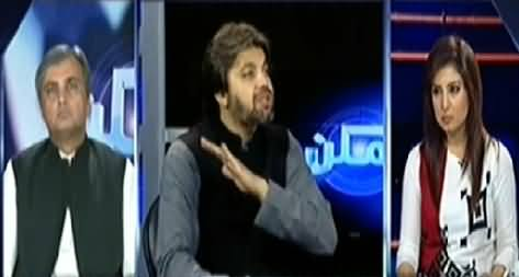 Mumkin (Will Dr. Tahir ul Qadri Be Able to Bring Revolution) - 7th August 2014