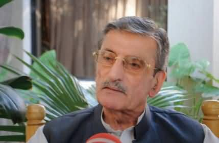 Munawar Hassan Should Not Apologize on his statement - Ghulam Ahmad Balour