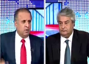 Muqabil  (What happened with PM Nawaz in Saudi Arabia) –  22nd May 2017
