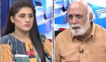 Muqabil (Abdul Qadir Baloch & Sanaullah Zehri Join PPP) - 8th August 2021