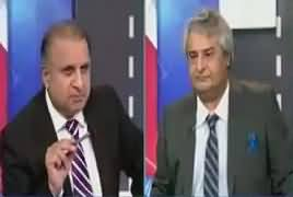 Muqabil (Ahsan Iqbal Criticism on Chief Justice) – 25th April 2018