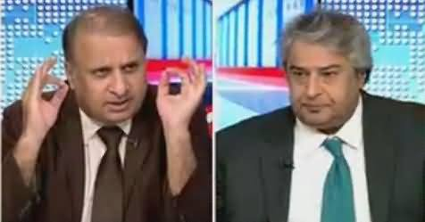 Muqabil (Awami Markaz Mein Aag Lag Gai) – 12th September 2017