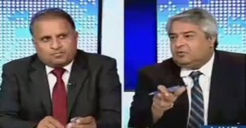 Muqabil (Ayyan Ali, Dr. Asim And Now Sharjeel Memon) – 20th March 2017