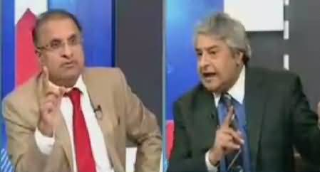 Muqabil (Chaudhry Nisar Ka Kia Hoga) – 2nd April 2018