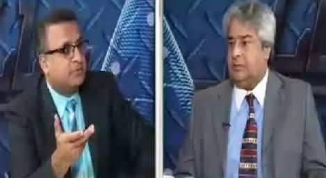 Muqabil (Dhamkian Kaam Na Ayein, Dharna Khatam) – 30th March 2016