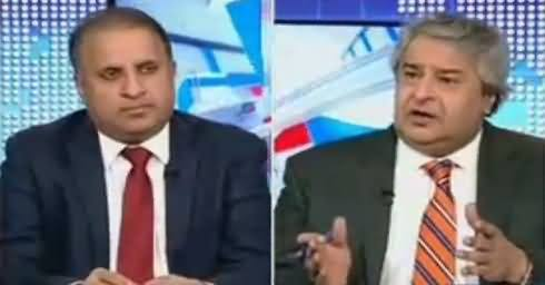 Muqabil (Differences in Sharif Family) – 17th October 2017