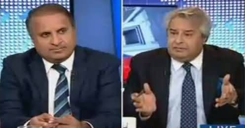 Muqabil (Difficult Time on Govt) – 15th January 2018