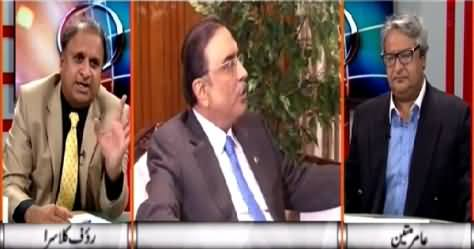 Muqabil (PTI Vs MQM In Karachi, Petrol Bomb, Bilawal House & Cricket Issue) – 31st March 2015
