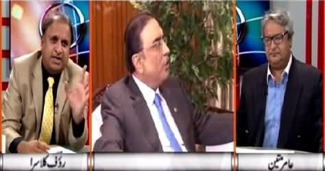 Muqabil (PTI Vs MQM In Karachi, Petrol Bomb, Bilawal House & Cricket Issue) – 31st March 2015