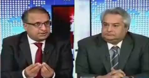 Muqabil (Worst Crisis of Governance, Supreme Court Comes Ahead) – 13th March 2017