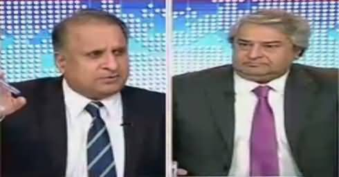Muqabil (Five Judges on Same Page Against Chairman NAB) – 14th September 2017