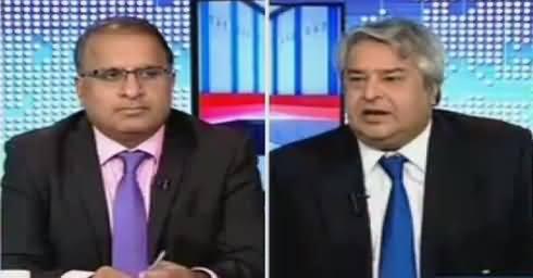 Muqabil (Governor Sindh M Zubair Ka Bayan) – 6th April 2017