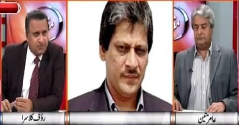 Muqabil (Governor Sindh & Saulat Mirza's Hanging) – 11th May 2015