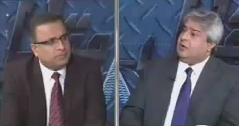 Muqabil (Govt Under Pressure Due to Panama Leaks) – 25th April 2016
