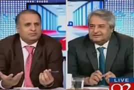 Muqabil (Hamare Khilaf Sazish Ho Rahi Hai - PMLN) – 6th July 2017