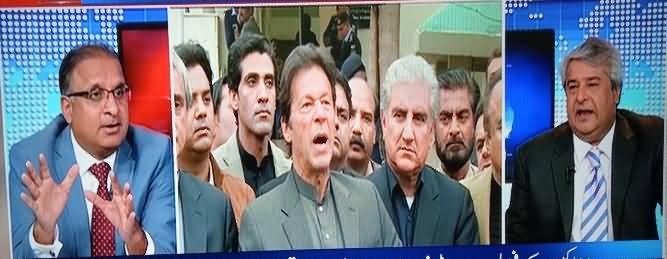Muqabil (Imran Khan Ka Aik Aur Blunder.?) – 23rd February 2017