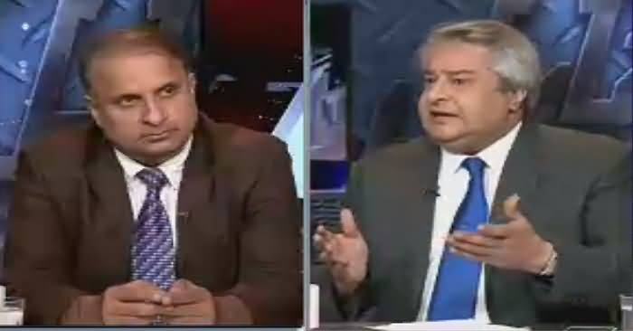 Muqabil (Imran Khan Rejects Panama Commission) – 8th December 2016
