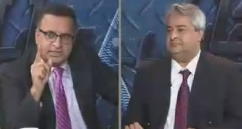 Muqabil (Imran Khan's Address To Nation) – 11th April 2016