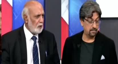 Muqabil (Imran Khan's US Visit, Maulana's March) - 25th September 2019