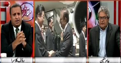 Muqabil (Is China Going to Kill Us with Coal Power Plants?) – 20th April 2015