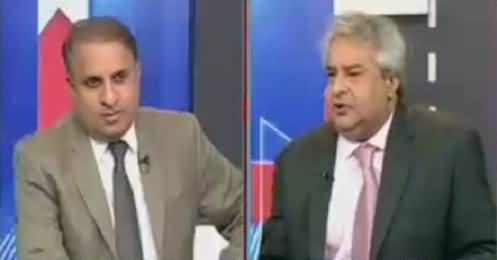 Muqabil (Is Nawaz Sharif Blackmailing Umpire?) – 16th May 2018