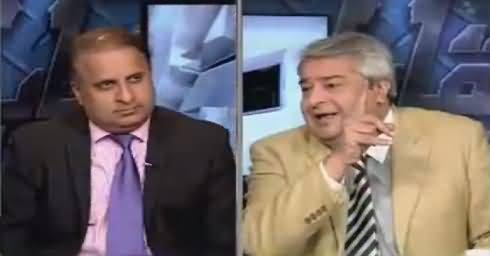 Muqabil (Javed Hashmi Vs Imran Khan) – 2nd January 2016