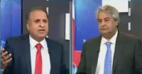 Muqabil (Justice Nasir ul Mulk Caretaker PM) – 28th May 2018