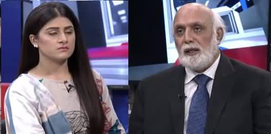 Muqabil (Maryam Nawaz Statement, Shahbaz Sharif Released) - 25th April 2021