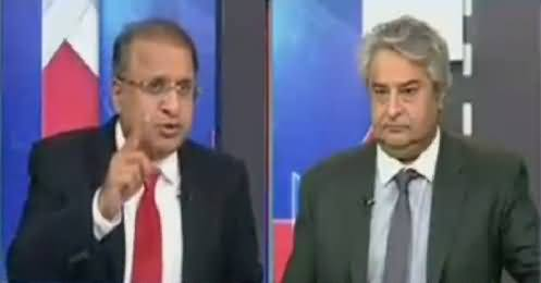 Muqabil (Maryam Safdar Vs Chaudhry Nisar) – 22nd March 2018