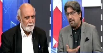 Muqabil (Maulana Ka Azadi March Aur PMLN) - 31st October 2019