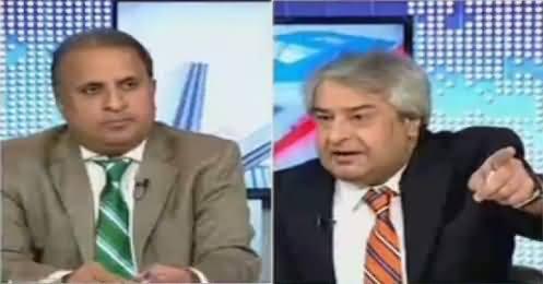 Muqabil (Mujhe Saza Dilwai Ja Rahi Hai - Nawaz Sharif) – 15th November 2017