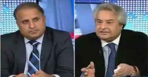 Muqabil (Mulzim Nawaz Sharif Family Ka Trial) – 4th December 2017
