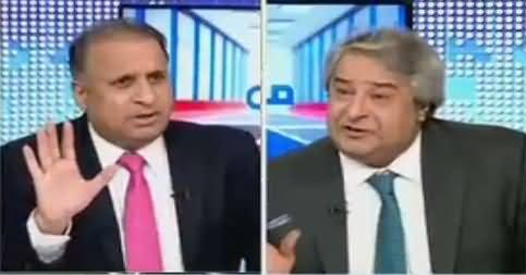 Muqabil (Mulzim Sharif Family Ka Trial) – 26th September 2017