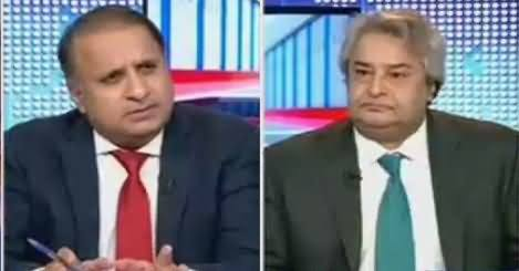 Muqabil (NAB in Action Against Ishaq Dar) – 20th September 2017