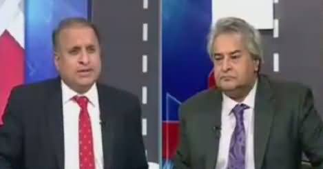 Muqabil (Nawaz Sharif And Shahbaz Sharif Relations) – 10th April 2018