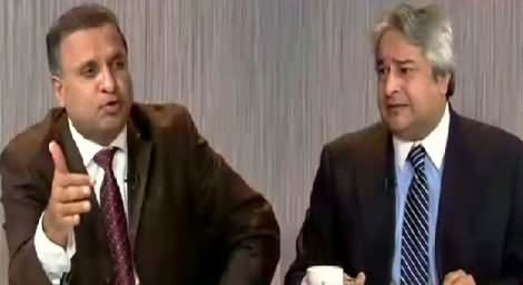 Muqabil (Nawaz Sharif Angry on NAB?) – 16th February 2016
