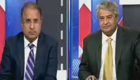 Muqabil (Nawaz Sharif Disqualified Once Again) – 21st February 2018