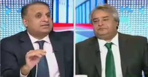 Muqabil (Nawaz Sharif Ki Baghawat) – 14th August 2017