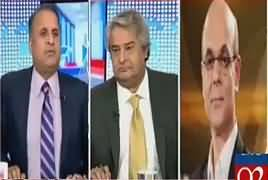 Muqabil (Nawaz Sharif Ki Malik Riaz Se Mulaqat) – 28th September 2017