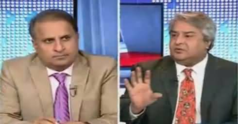 Muqabil (Nawaz Sharif Ki Qismat Ka Faisla 20 April Ko) – 18th April 2017