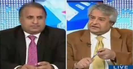 Muqabil (Nawaz Sharif Ki Supreme Court Per Tanqeed) – 22nd November 2017