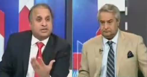 Muqabil (Nawaz Sharif Ki Watan Wapsi) – 12th July 2018
