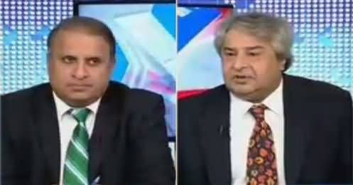 Muqabil (Nawaz Sharif Ki Watan Wapsi) – 2nd October 2017