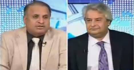 Muqabil (Nawaz Sharif Kia Chahte Hain) – 29th November 2017