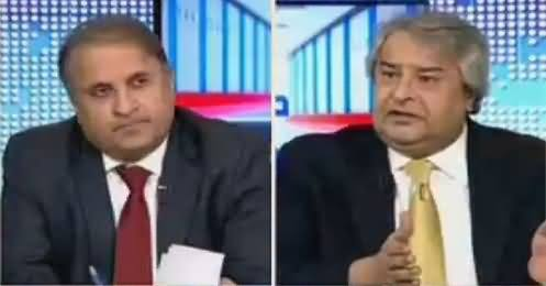 Muqabil (Nawaz Sharif Ne Bewaqoof Banane Ki Koshish Ki - SC) - 7th November 2017