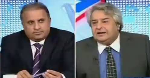 Muqabil (Nawaz Sharif Pakistan Kab Ayein Ge?) – 30th October 2017