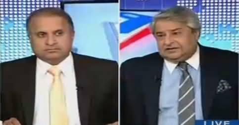 Muqabil (Nawaz Sharif's Criticism on Judiciary) – 26th December 2017