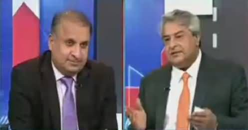 Muqabil (Nawaz Sharif's Demand To Form Commission) – 15th May 2018
