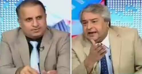 Muqabil (Nawaz Sharif's Flop Power Show) – 9th August 2017